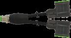 M12 Y-DISTRIBUTOR / MSUD VALVE PLUG FORM A 18MM