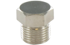 SCREW PLUG M12 METAL