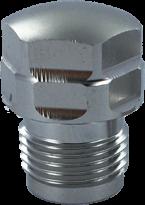 Screw plug M12 V4A,