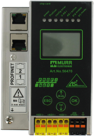 Gateway ProfiNet/AS-i, 1 Master, P24