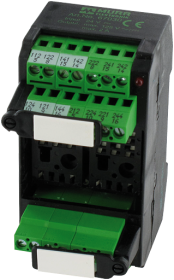 MKS - J 24/LED 24 RELAY SOCKET MODULES