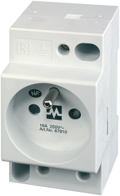 MSVD POWER SOCKET UTE WITH LED