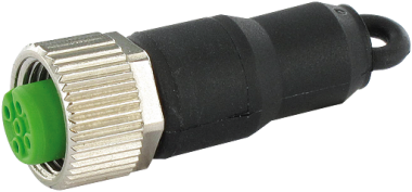 M12 FEMALE BUS TERMINATING PLUG FOR DEVICENET