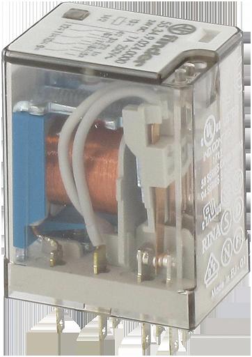 IND.RELAY 24VDC 4 WECHSLER
