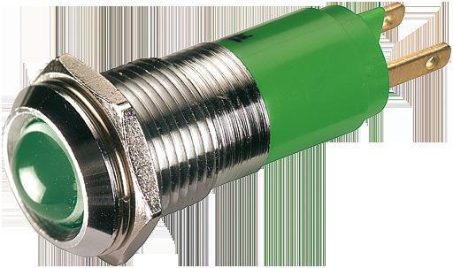 LED-INDICATOR GREEN